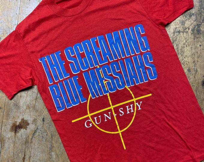 Screaming Blue messiahs Cobtage tee shirt made in USA