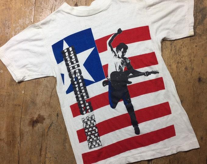 Bruce Springsteen vintage 80's tee shirt