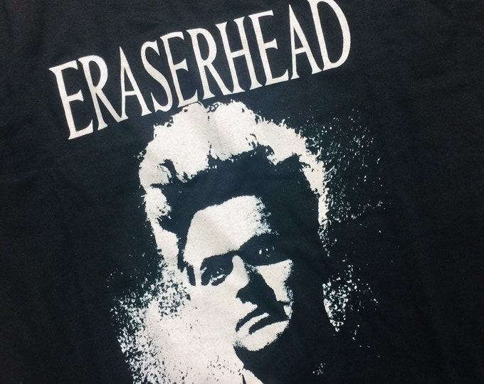 Eraserhead  true vintage movie shirt size large made in USA