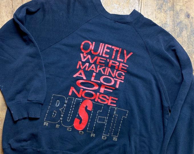 Bust It records vintage sweatshirt hip hop