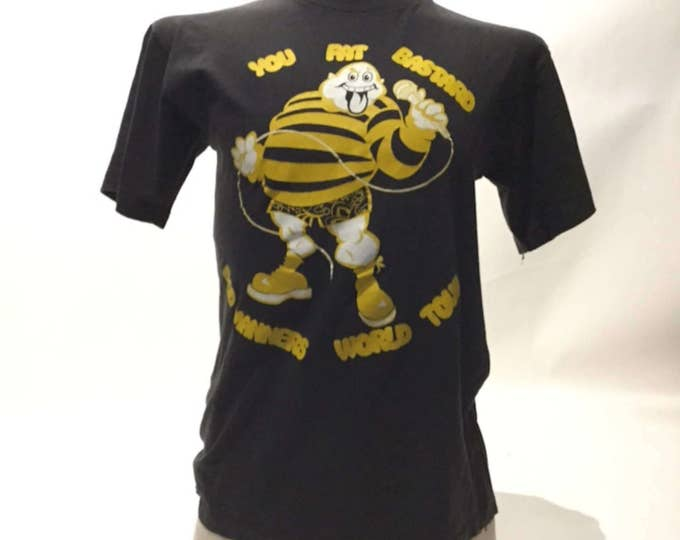 Vintage Bad Manners You Fat Bastard World Tour XL 90's (os-ts-77)