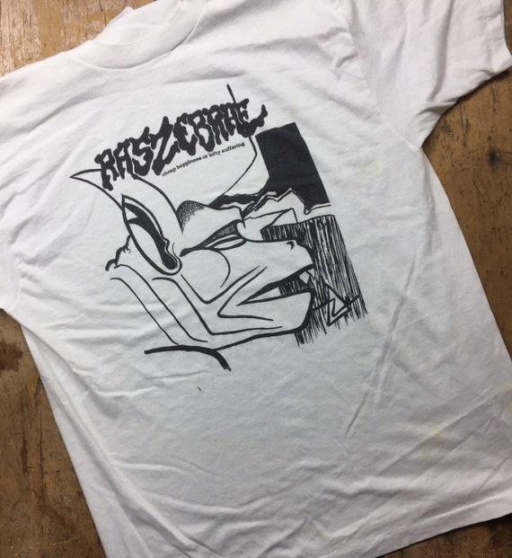 Raszebrae Cheap Happiness or Lofty Suffering shirt