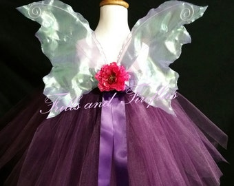 Fairy Wings, Fairy Princess Wings, Woodland Fairy Wings, Butterfly Wings, Costume Wings, Pixie Wings....Many Colors Available