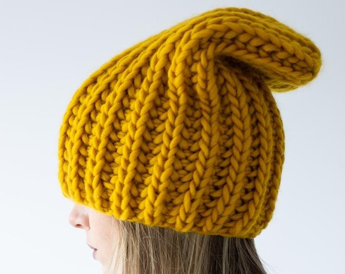 Oversized Unisex Beanie Hat
