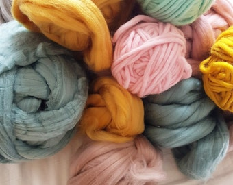 Full Weavers Bundle Chunky and Extra Chunky