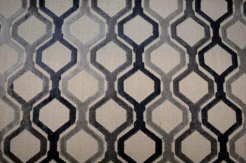 Portico Heron Fabric