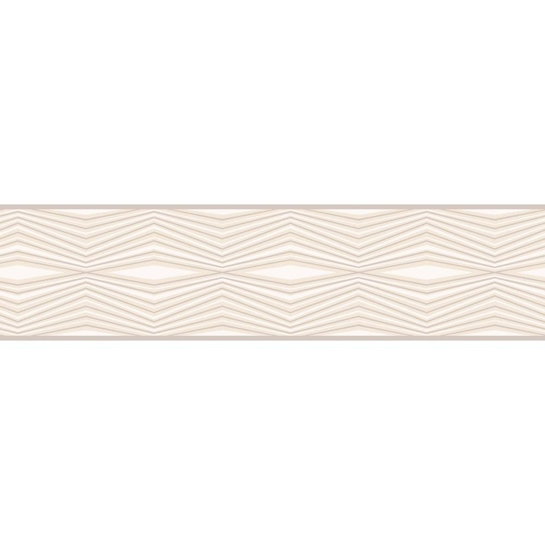 BG1694BD Contemporary Lines Wallpaper Border