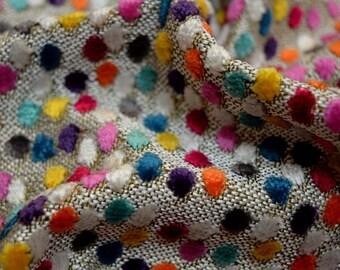 Bacchus Mardi Gras Hamilton Fabric
