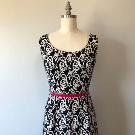 Rockabilly Vintage Dress/ Evening Gown / Beautifu… - image 5