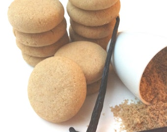 Brown Butter Cookies (1/2 pound)