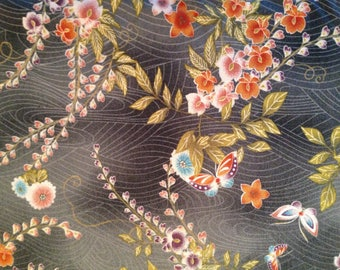 Sevenberry Asian Fabric