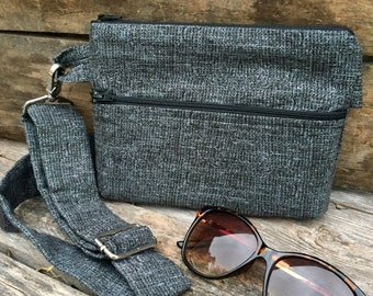 Chic Belt Bag - Fabric Fanny Pack/Waist Bag/Hip Bag/Belt Bag/