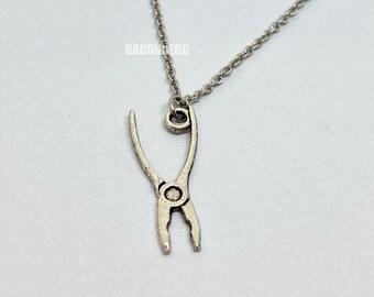 Pliers Necklace