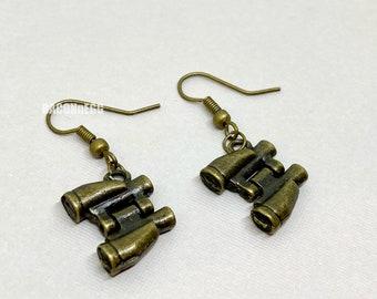 Binoculars Earrings