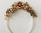 Bespoke crown, small #1505