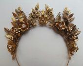 Flora crown- style 703