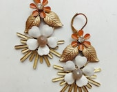 Solange earrings, #1644