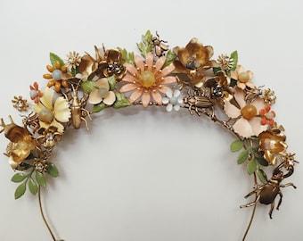 Cybele crown #1803