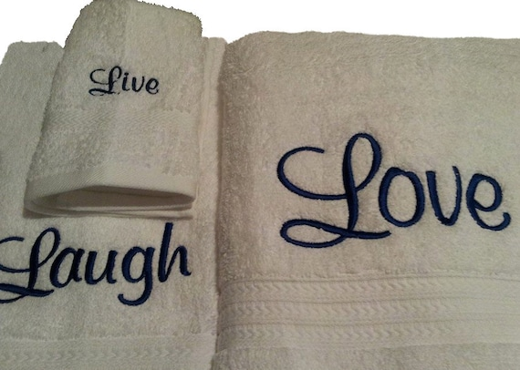 Guest Towel Set