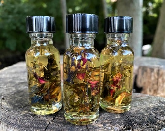 Justice Oil or Spray, Revealing Truth, Resolution, Victory, Knowledge, Witchcraft, Spells, Candle Magick, Witch, Wiccan, Pagan