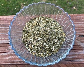 Rue, Organic, 1 oz, Ruta graveolens, Dried Herb, Witch, Wiccan, Pagan, Hoodoo, Spells, Root Worker, Folk Magic