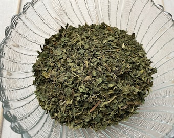 Nettle Leaf, Organic, 1/2 oz, Urtica dioica, Dried Herb, Witch, Wiccan, Pagan, Hoodoo, Spells, Root Worker