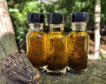 High John Oil, High Conquering, Hoodoo Oil, Condition Oil, Success, Love, Prosperity, Strength, Confidence, Witchcraft, Magick, Spells