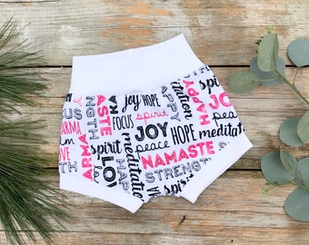 Namaste Baby Shorts