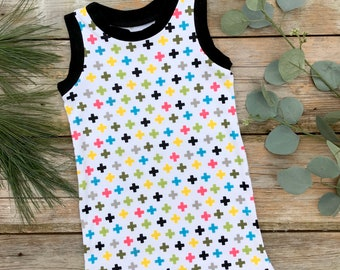 Cross Baby Romper, Baby Romper, Baby Boy Outfit, Shortie Romper, Crosses Romper, Newborn Romper, Baby Boy Shorts Romper, Tank Romper