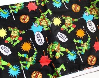 Destash Fabric, Teenage Mutant Ninja Turtles | TMNT