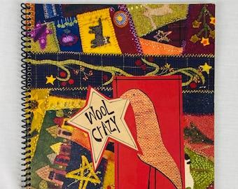 Rug Hooking Book: Wool Crazy by JoAnn Mullaly