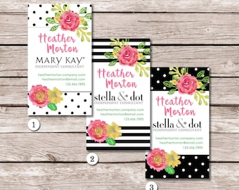 Stella and dot business cards etsy popular items for stella and dot business cards colourmoves