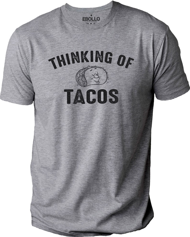Taco Shirt | Thinking Of Tacos Masswerks Store