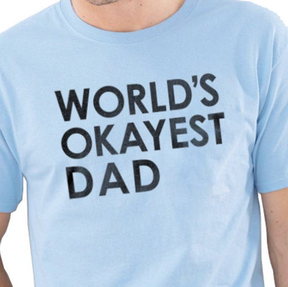 orlds okayest dad mens - 570×569