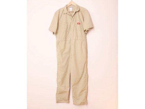 vintage boilersuit DICKIES brand overalls large CO