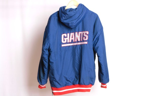 Vintage 90s New York GIANTS nfl football STARTER brand jacket  203e2020a
