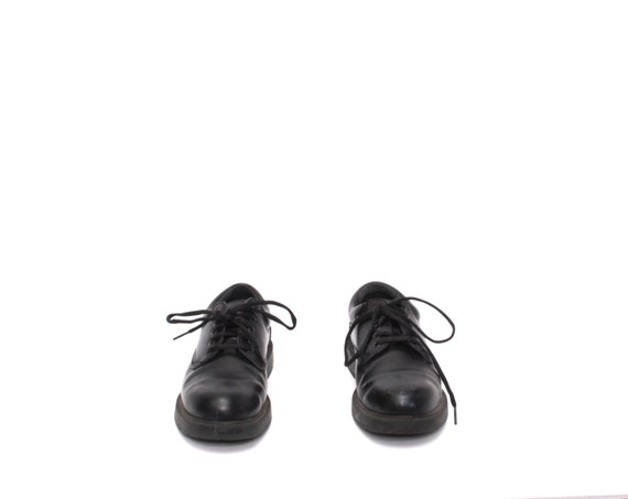 SKECHERS homme marten en de style pour des femmes 8 noir grandeur taille doc ann 10 cuir wS1dvqvF