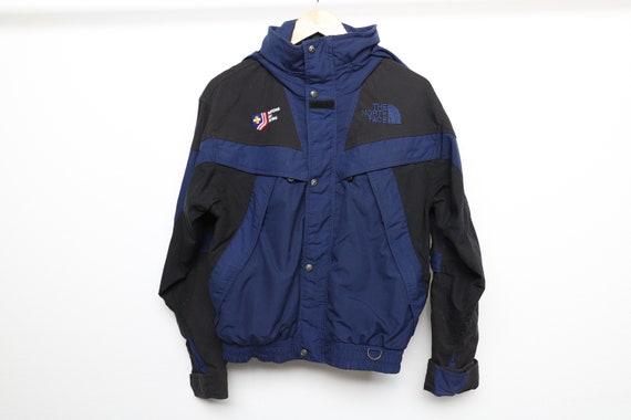 vintage 90s y2k NORTH FACE ski jacket men's vintag