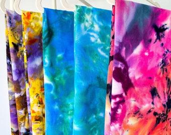 SARONG 100% Bamboo Rayon Cover-Up Tropical Floral Pareo Wrap Skirt Dress Bali Sarong - Hand-dyed Sarong - Sustainable Gifts
