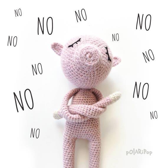 Patrón amigurumi juego de muñecas de ganchillo 5 los NONOs | Etsy