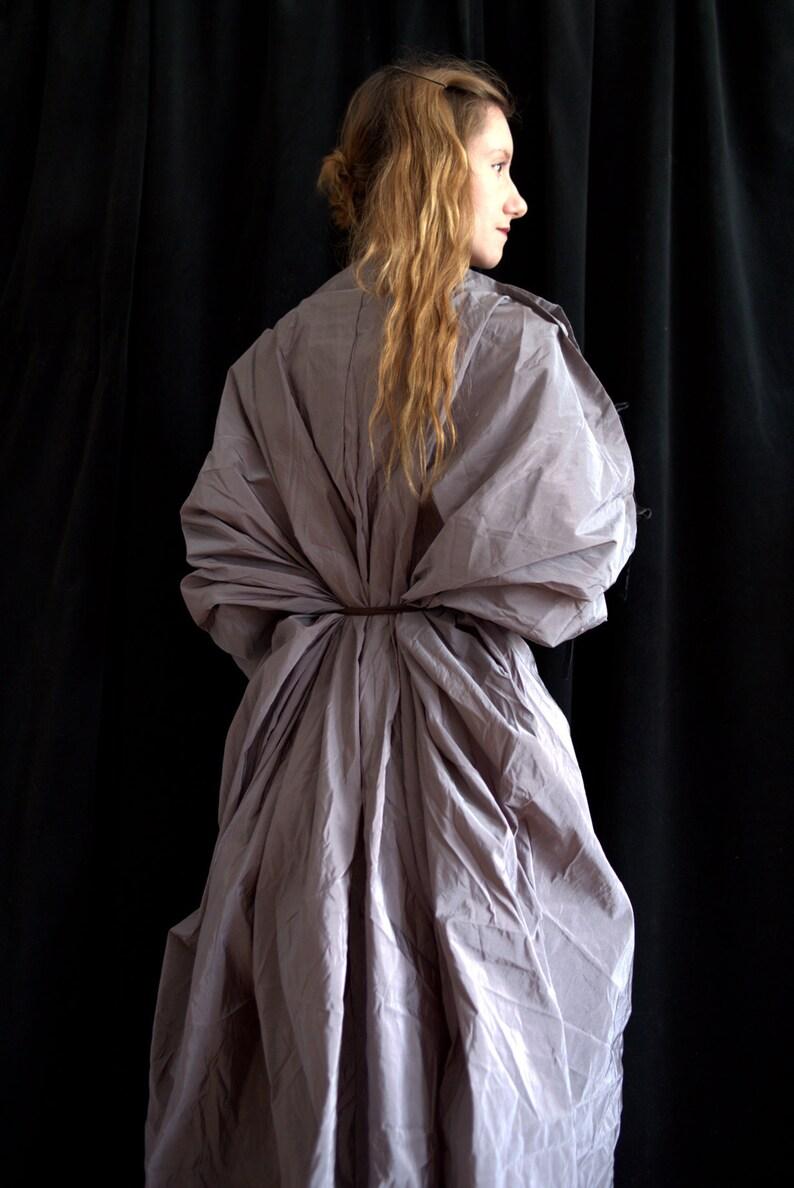 Grey Gown  Handmade dress / formal dress / Victorian / image 0