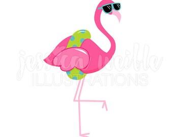 flamingo clipart etsy rh etsy com flamingo clip art to color flaming clipart