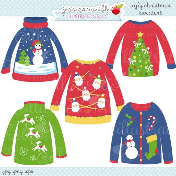 image 0 - Cute Ugly Christmas Sweater
