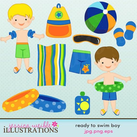 Clipart Boy, Beach Clipart, Family Clipart, Beach Pool - Menino Praia Png  Transparent Png (#4190) - PinClipart