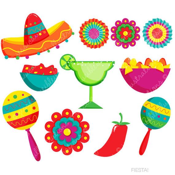 Cinco de Mayo Graphics Fiesta Baby Girl Cute Digital Clipart Baby Fiesta Illustration Baby Fiesta Girl Clip art #288