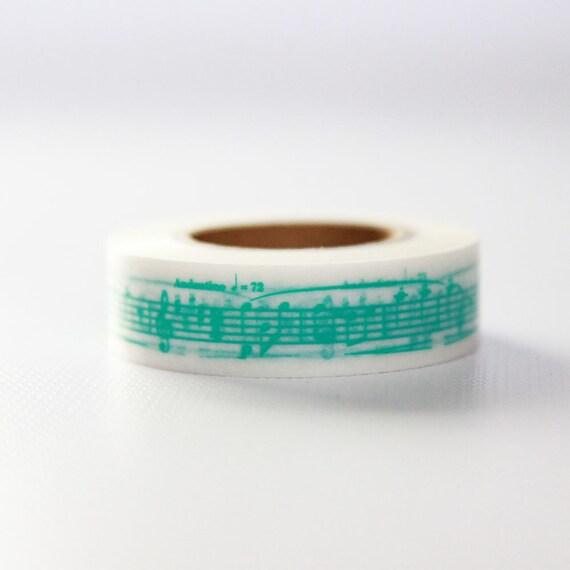LAGOON SYMPHONY- Single Roll 15mm