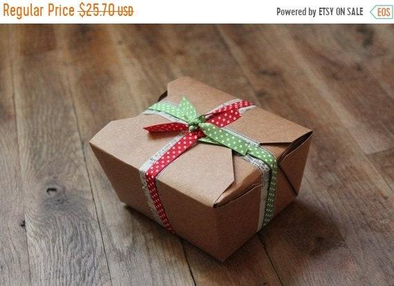 take out sale 48 Kraft Bio Pak Earth Recycled Boxes | Wedding Favor Boxes, Candy Buffet Boxes, Cake Slice Box, Wedding Pie Buffet
