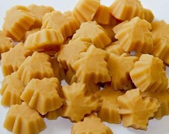 Pure Vermont Maple Sugar Candy- 1 Pound Box (48 Candies)