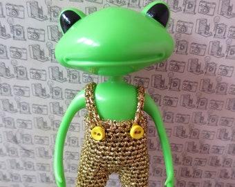 Metallic Wonderfrog Suspender