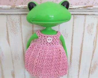 Wonderfrog Crochet Dress